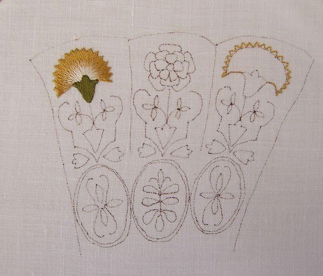 Floral Glove 2