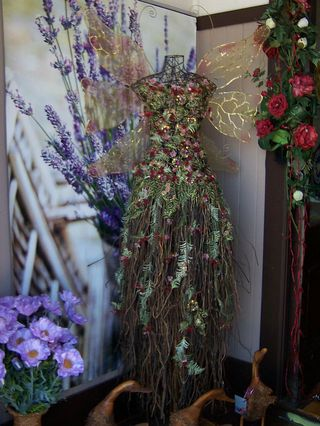 Dress at Alstonville Flower Shop005