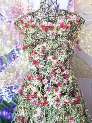 Dress at Alstonville Flower Shop006