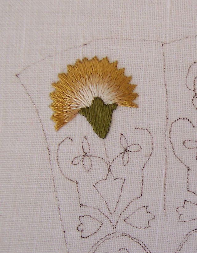 Floral Glove 2 Close Up